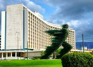 Το Hilton, κορυφαίο business ξενοδοχείο στην Ελλάδα