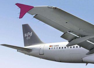 Η γερμανική αεροπορική τσάρτερ Sundair πετά στη Χαλκιδική από το 2018