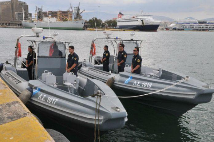 Το Λιμενικό Σώμα προμηθεύεται δύο παράκτια περιπολικά πλοία