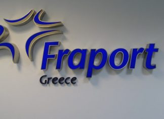 Κέρδη εκατομμυρίων για την Fraport Greece