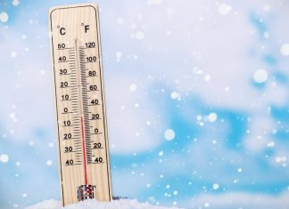 Ισχυρός ο παγετός και σήμερα, με θερμοκρασίες κοντά στους -10 βαθμούς Κελσίου
