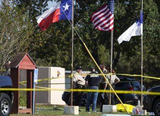 Μακελειό στο Τέξας: 26 νεκροί και 20 τραυματίες