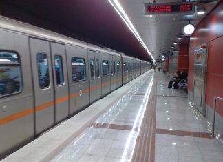 Μετά τις 9π.μ. θα ξεκινήσουν αύριο οι συρμοί του μετρό