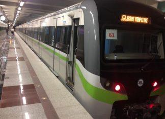 Στάση εργασίας στο μετρό τη Δευτέρα
