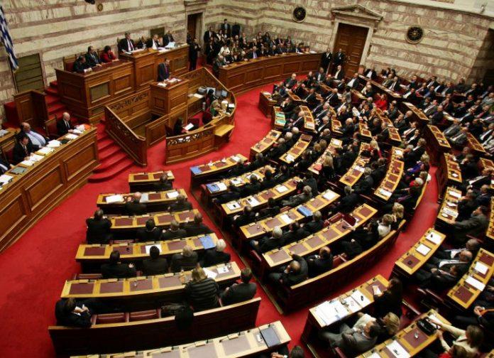 Συζήτηση στη Βουλή σε επίπεδο πολιτικών αρχηγών για την πανδημία