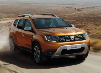 Nέο Dacia Duster 2018 - Παγκόσμια Δημοσιογραφική Παρουσίαση