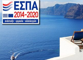 120 εκατ. ευρώ για ίδρυση νέων τουριστικών επιχειρήσεων