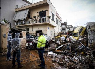 Ξεκίνησε η καταβολή αποζημιώσεων στους πλημμυροπαθείς
