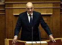 Ν. Δένδιας: Στο Συμβούλιο Εξωτερικής Πολιτικής διαπιστώθηκε εθνική σύμπνοια και ομόνοια