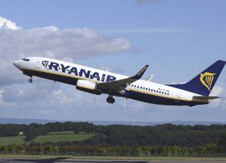 Η Ryanair θα κάνει το 40% των πτήσεών της τον Ιούλιο