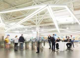 Αυξημένη επιβατική κίνηση στα αεροδρόμια