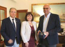 Προοπτικές συνεργασίας Κρήτης - Σλοβακίας