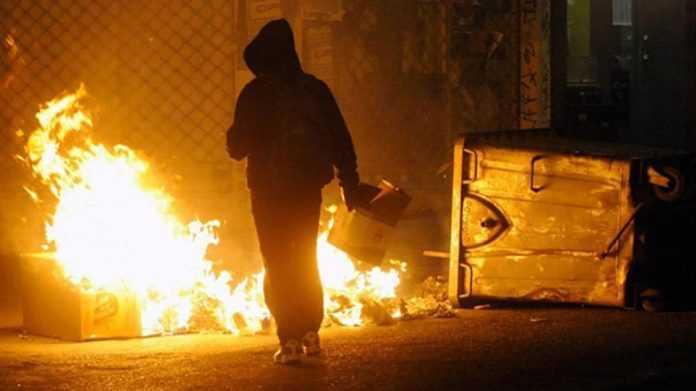 Νύχτα επεισοδίων για την Αθήνα: