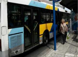 """""""Χειρόφρενο"""" αύριο για τα λεωφορεία"""