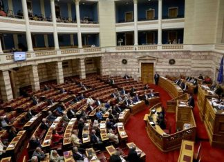 Την Πέμπτη η ψηφοφορία στην Ολομέλεια για την Συμφωνία των Πρεσπών