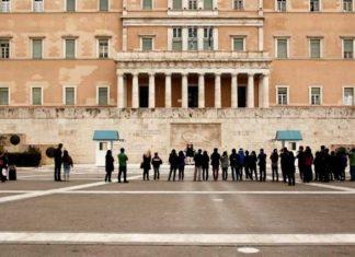 Ο λόγος στην Ολομέλεια για τη Συμφωνία των Πρεσπών