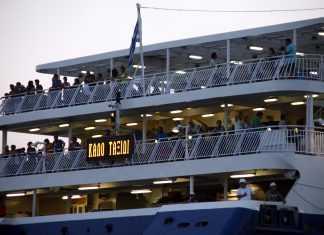 Αυξήθηκε η επιβατική κίνηση στα λιμάνια