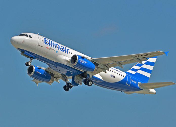 Συνεργασία της Ellinair με την Aeroflot Russian Airlines