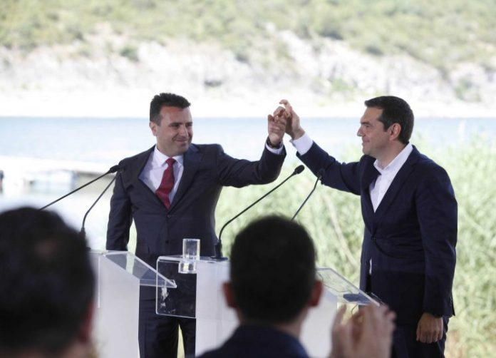 Αυτή είναι η ρηματική διακοίνωση για τη Συμφωνία των Πρεσπών που έστειλαν τα Σκόπια (pdf)