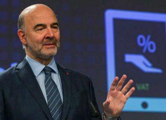 Π. Μοσκοβισί: Το επίπεδο ελληνικού χρέους παραμένει υψηλό
