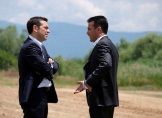 Χαμός στα Σκόπια: Μηνύσεις για εσχάτη προδοσία κατά Ζάεφ