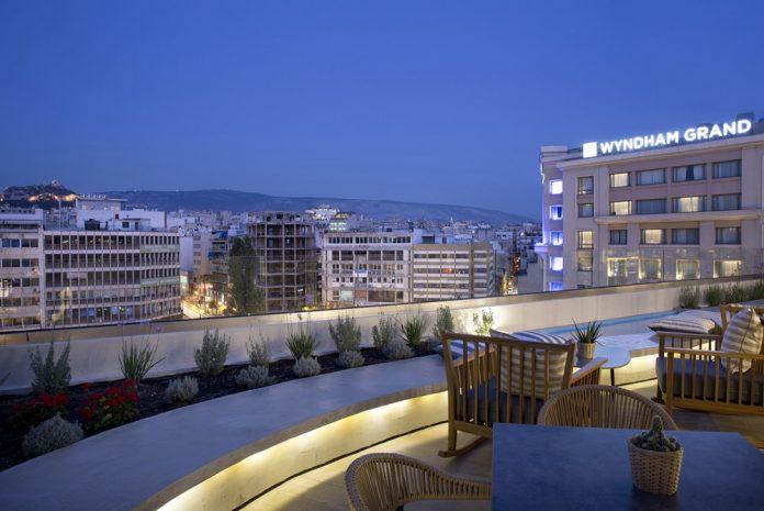 Ένα επιβλητικό ξενοδοχείο στην «καρδιά» της Αθήνας