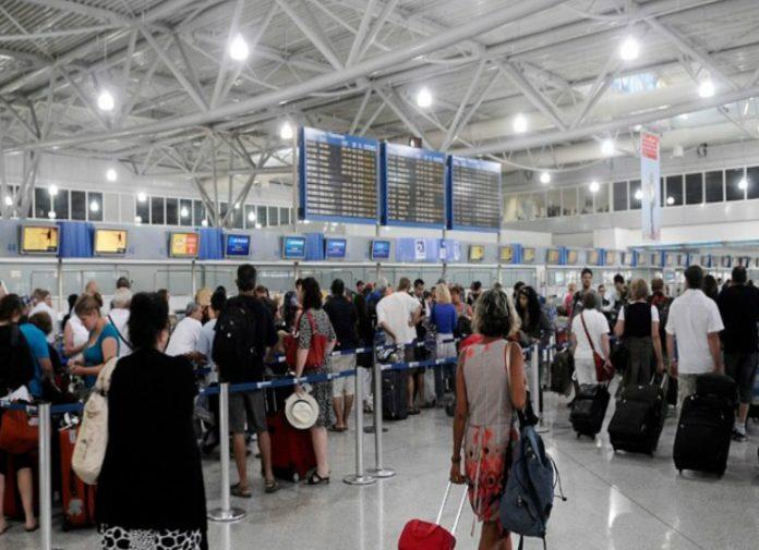 Μειωμένη κατά 68% η επιβατική κίνηση του «Ελ. Βενιζέλος» τον Σεπτέμβριο, λόγω της πανδημίας