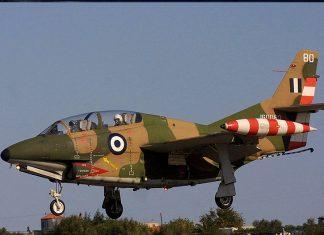 Κατέπεσε εκπαιδευτικό αεροσκάφος - Έρευνες για τον εντοπισμό του κυβερνήτη