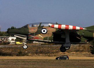 Νεκρός ο κυβερνήτης του πολεμικού αεροσκάφους που συνετρίβη