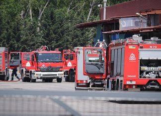 Ξανά πυρκαγιά σε εργοστάσιο της Sunlight στη ΒΙΠΕ Κομοτηνής