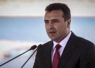 """Οι """"ασοι"""" του Ζάεφ για το δημοψήφισμα στα Σκόπια"""