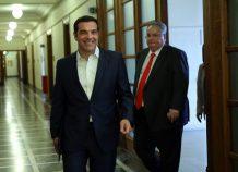 Ο πρώτος υπουργός που βγήκε εκτός: Τι του είπε ο Τσίπρας