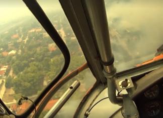 Βίντεο - ντοκουμέντο για τη φωτιά στην Κινέτα από ελικόπτερο