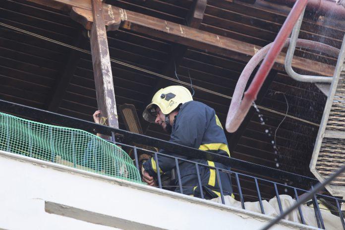 Πυρκαγιά σε διαμέρισμα στη Νίκαια - Άμεσα στο σημείο η Πυροσβεστική