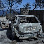 Στους 92 οι νεκροί από τη φονική πυρκαγιά – Στην Εισαγγελία οι συνομιλίες της Πυροσβεστικής την 23η Ιουλίου