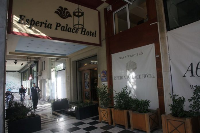Νοικάζονται δύο ιστορικά ξενοδοχεία της Αθήνας