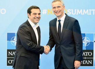 """Επίσκεψη """"αστραπή"""" στην Αθήνα από το ΓΓ του ΝΑΤΟ"""
