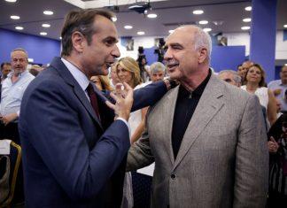 Σε πόστο - κλειδί ο Μεϊμαράκης: Πού τον τοποθετεί ο Μητσοτάκης