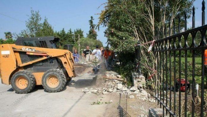 Ξεκινά νέος γύρος κατεδαφίσεων: Σε ποια περιοχή πάνε οι μπουλντόζες