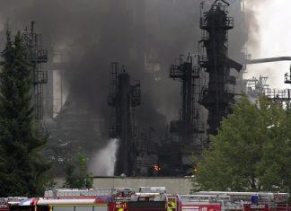 Συναγερμός στη Γερμανία: Έκρηξη και πυρκαγιά σε διυλιστήριο