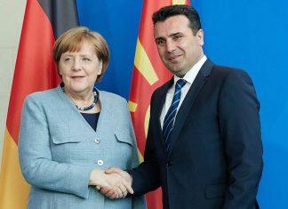 """Η """"υπόκλιση"""" Ζάεφ στους Γερμανούς: """"Θα κάνω τα πάντα για τη συμφωνία"""""""