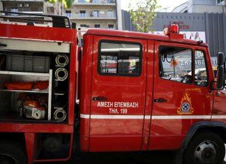 Αναταραχή στον Άγιο Δημήτριο: Άγνωστοι έκαψαν αυτοκίνητα και μηχανή