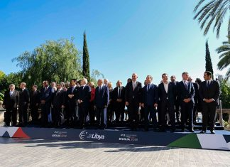 «Έκοψαν το βήχα» της Τουρκίας στη διεθνή διάσκεψη για τη Λιβύη