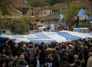 Θρήνος στον αποχαιρετισμό του Κωνσταντίνου Κατσίφα – Φώναζαν «αθάνατος»