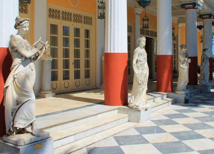 Στην Κέρκυρα το βραβείο καλύτερης ευρωπαϊκής τοποθεσίας για κινηματογραφικά γυρίσματα