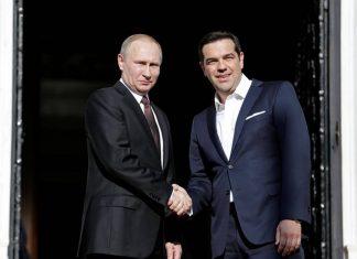 Στη Μόσχα σήμερα ο Πρωθυπουργός: Επίσκεψη εργασίας στον Πούτιν