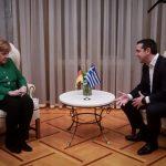 Άγγελα Μέρκελ: Η λύση του ονοματολογικού θα είναι προς όφελος της Ελλάδας, της Βόρειας Μακεδονίας και της Ε.Ε.