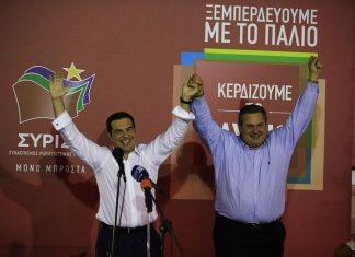 """""""Μαλλιά-κουβάρια"""" ΣΥΡΙΖΑΝΕΛ: Επικείμενο """"διαζύγιο"""" λόγω... Πρεσπών"""