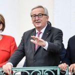 Μακρόν, Μέρκελ, Γιούνκερ και Σι Τζινπίνγκ σε μια σύνοδο χωρίς προηγούμενο, στο Παρίσι