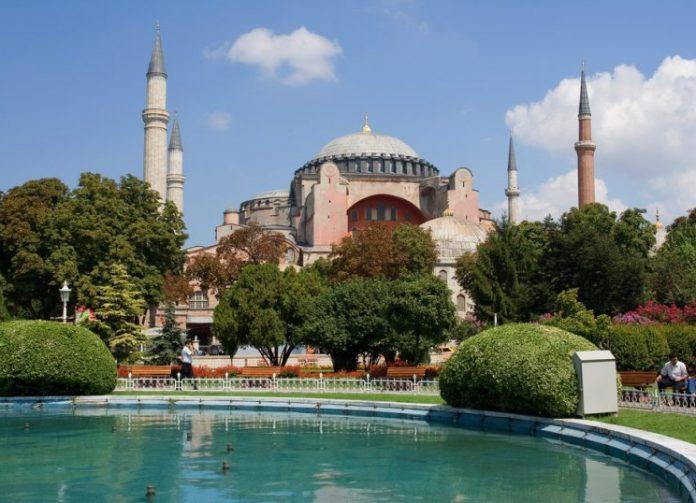 Στέιτ Ντιπάρτμεντ: H Τουρκία να σεβαστεί την πολυθρησκευτική ιστορία της Αγίας Σοφίας